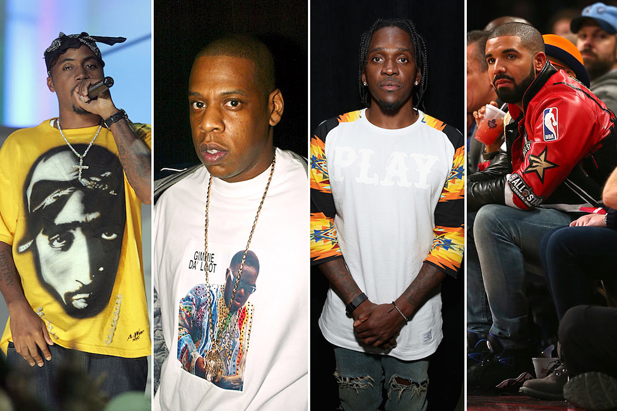 ec614c6bdfb 20 of the Most Important Hip-Hop Rivalries of All-Time - XXL