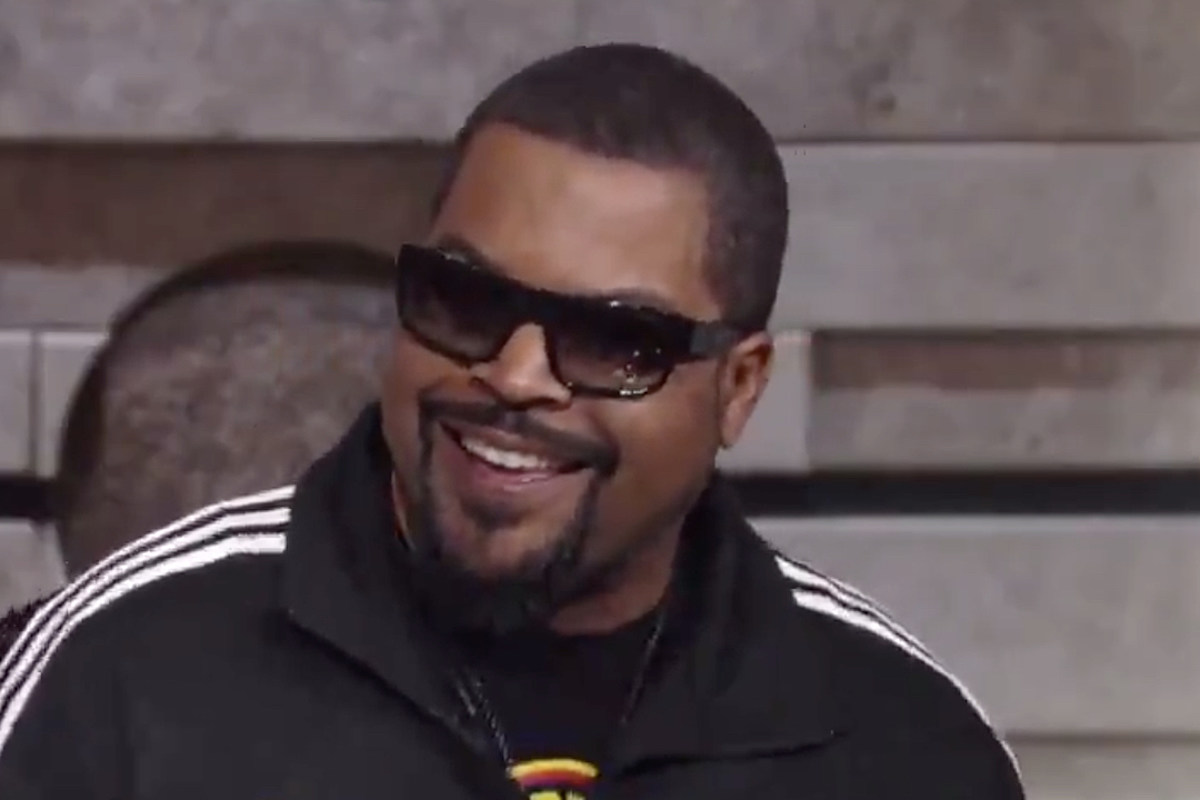 Ice Cube Wants To Release New 'Friday' Movie On 25th
