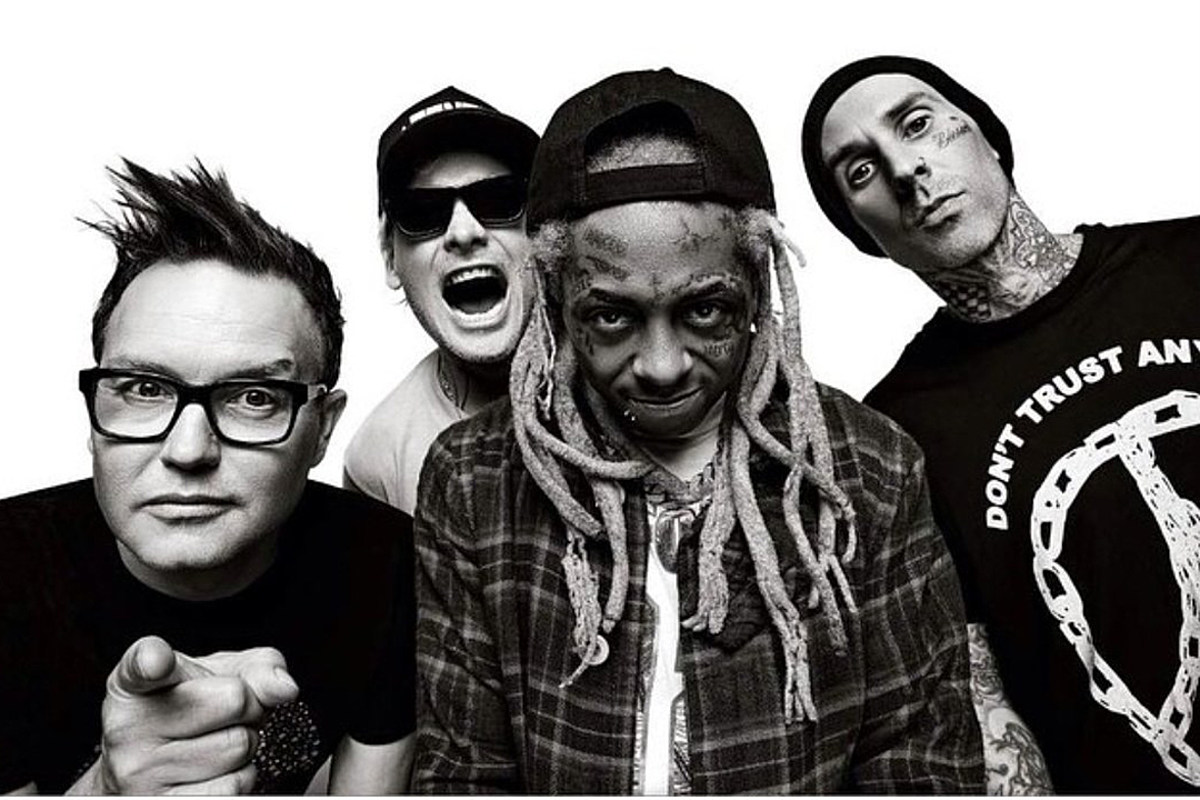 64dfff38409a Lil Wayne Announces Tour With Blink-182 - XXL