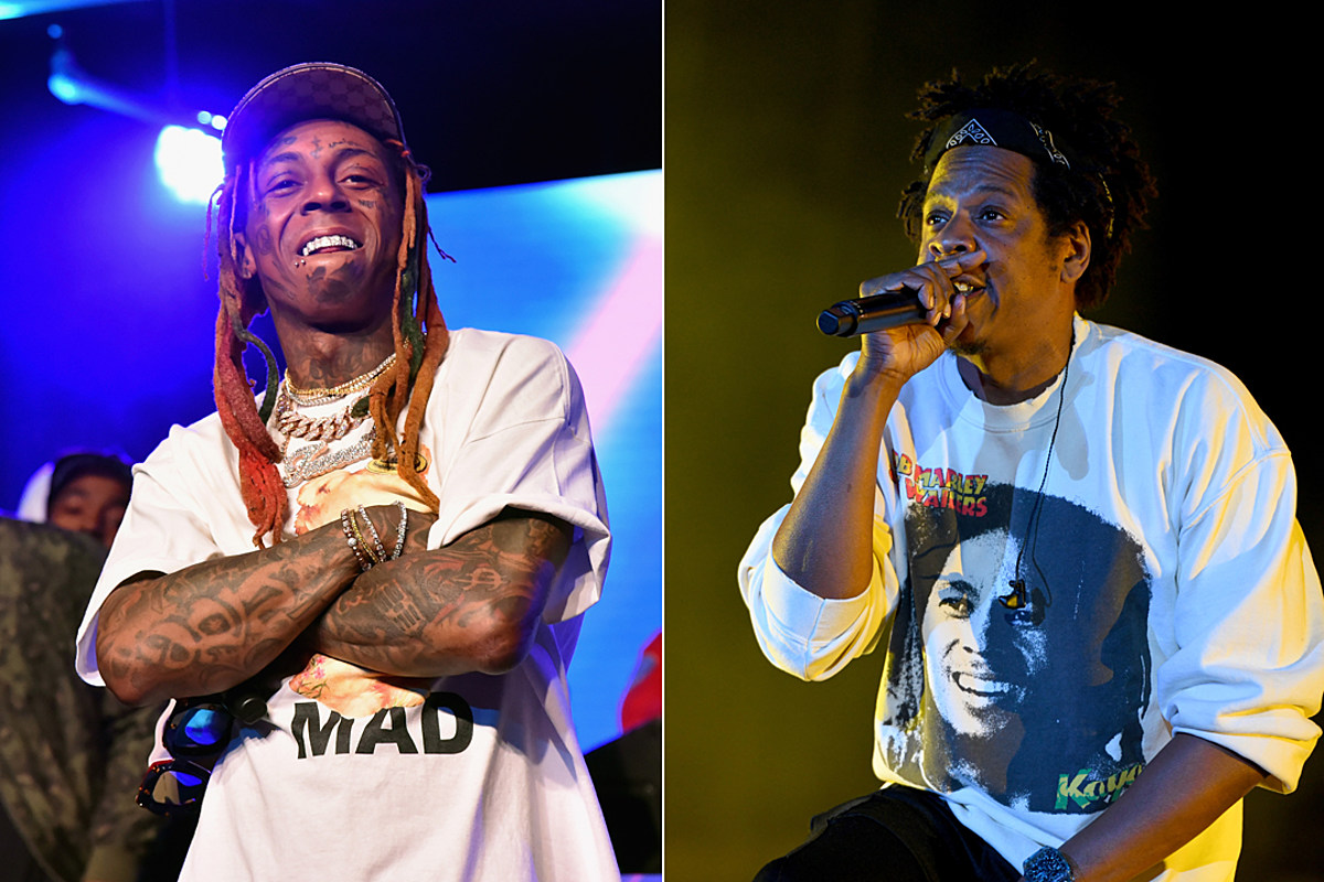 Lil Wayne Calls Jay-Z the Greatest Rapper of All Time - XXL