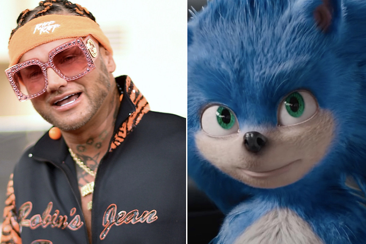 Riff Raff Will Be In Sonic The Hedgehog Movie Xxl