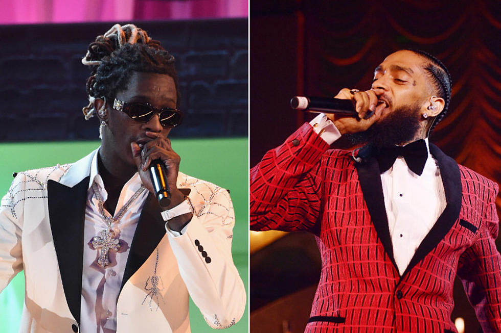 Young Thug Raps About Nipsey Hussle's Murder on New Song Preview - XXL