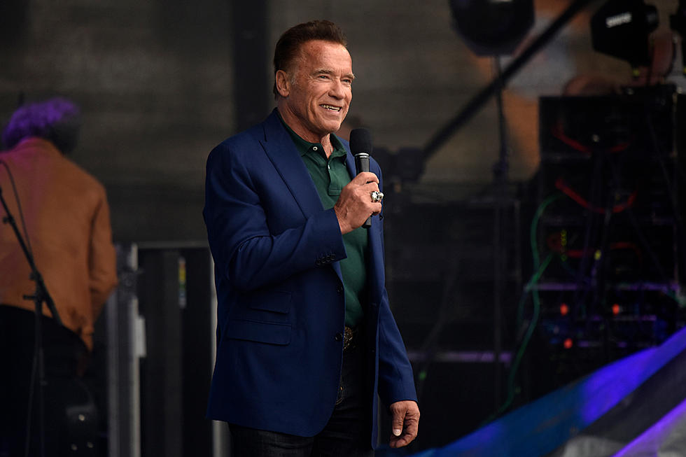 Arnold Schwarzenegger Raps On New Song Listen Xxl