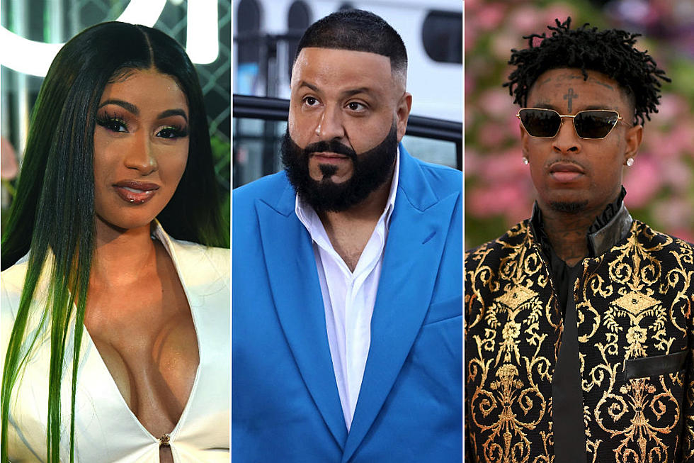 DJ Khaled Drops New Song