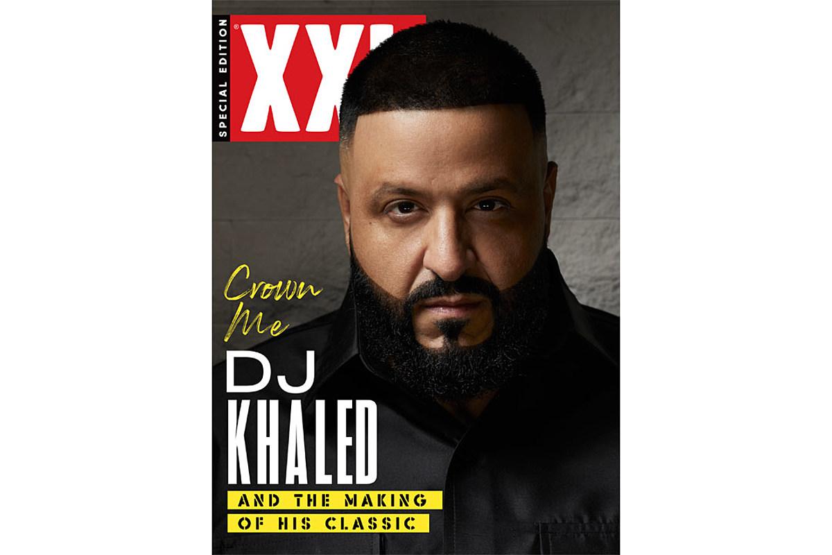 134720ccb28e17 DJ Khaled Covers Special Edition of XXL Magazine - XXL