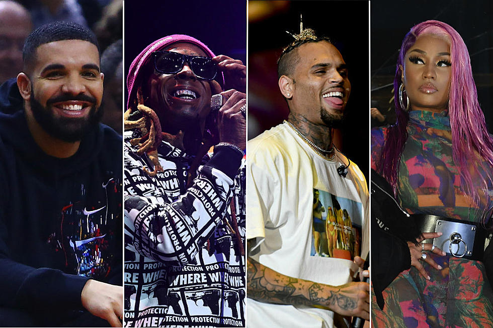 Chris Brown's New Album Features Drake, Lil Wayne and More - XXL