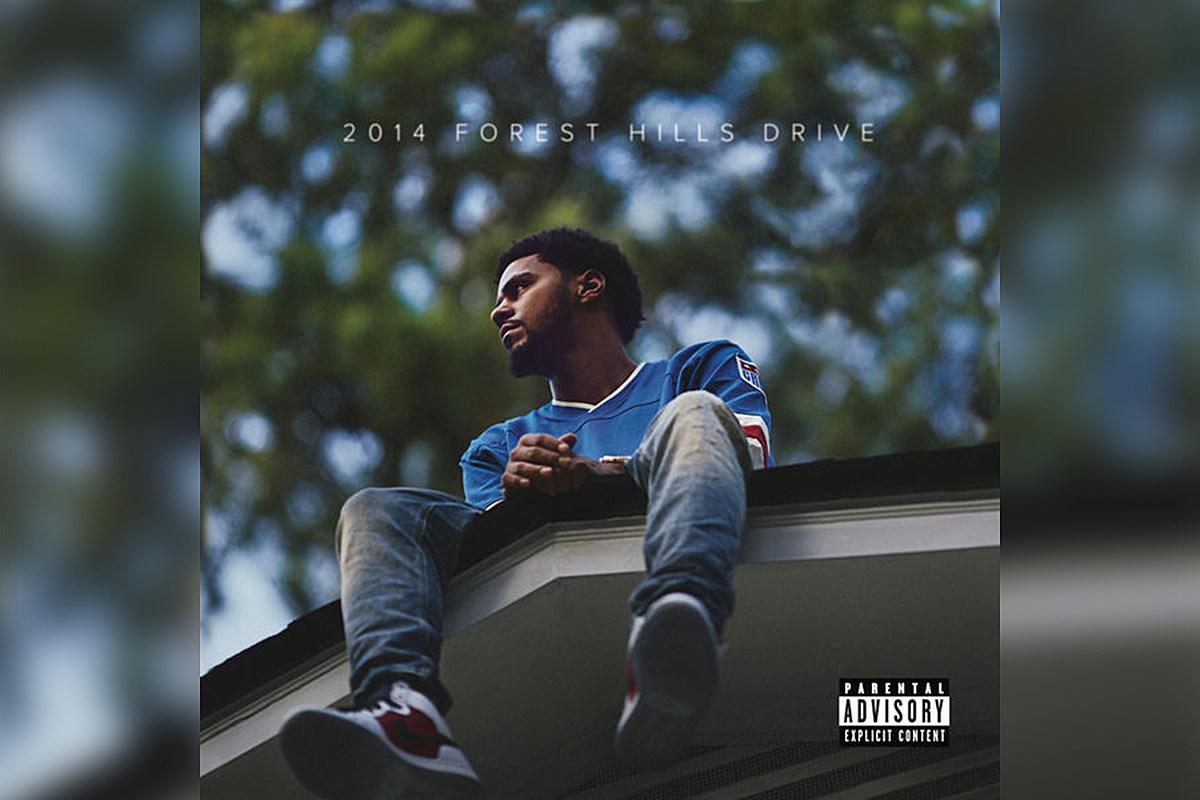 J Cole S 2014 Forest Hills Drive Album Goes Triple