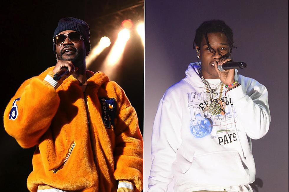 Juicy J Says New ASAP Rocky Album Is Coming - XXL