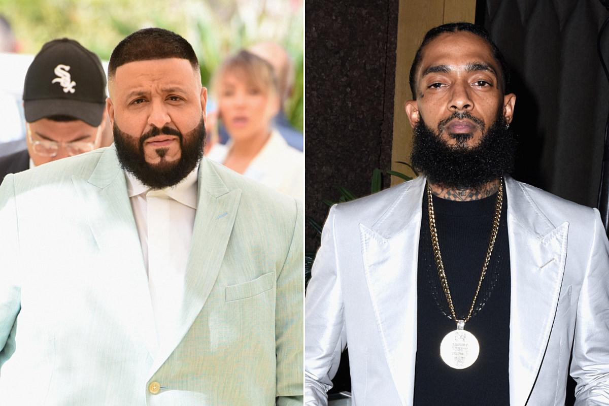 "1d03e2621348f2 DJ Khaled to Donate ""Higher"" Profits to Nipsey Hussle s Family - XXL"