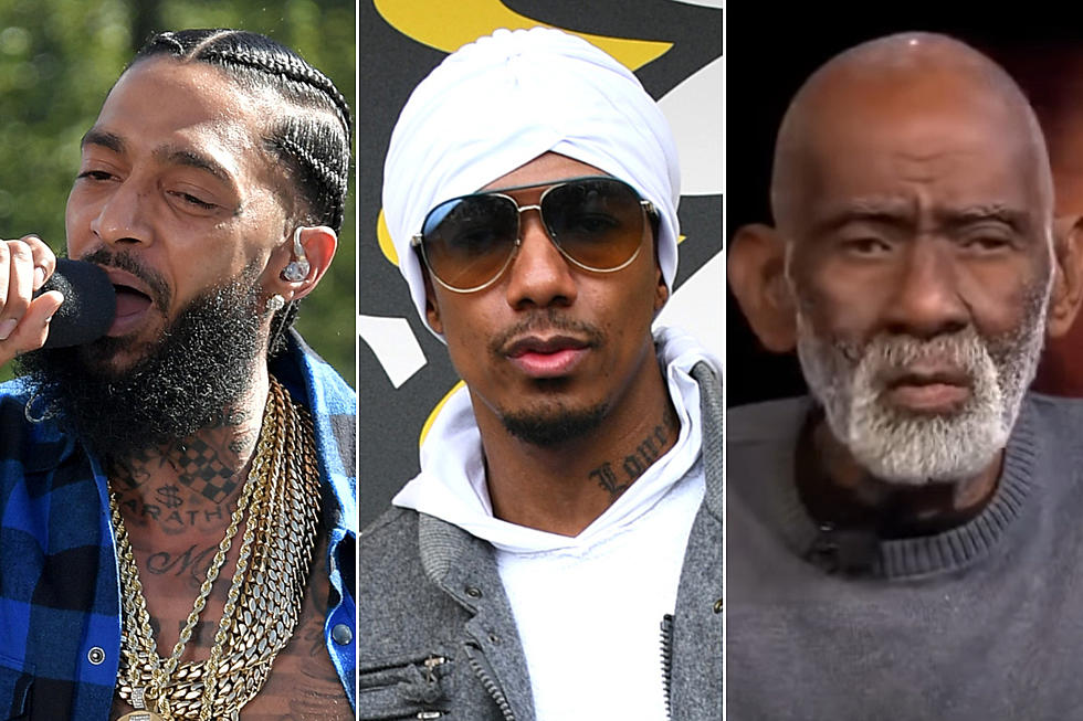 Nick Cannon Denies Rumors About Nipsey Hussle's Dr  Sebi Doc