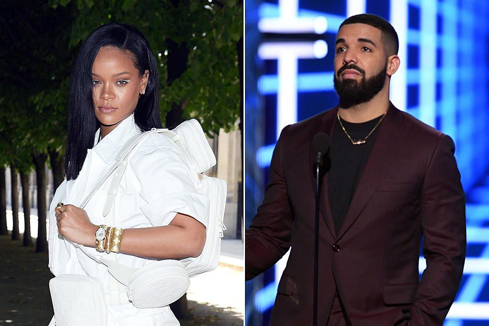 on Drake ja Rihanna dating nyt