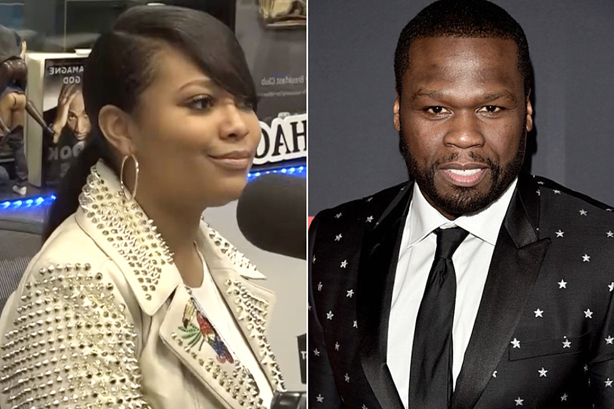 fb29c17f6 Teairra Mari Insists She Doesn't Have $30,000 to Pay 50 Cent - XXL