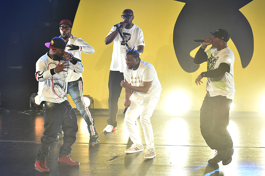 Wu-Tang Clan Should Be in Rock & Roll Hall of Fame, Says RZA