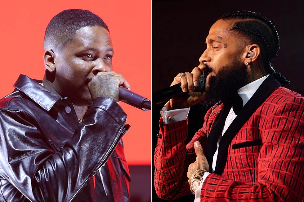 YG Confirms Special Project With Nipsey Hussle Is Coming - XXL