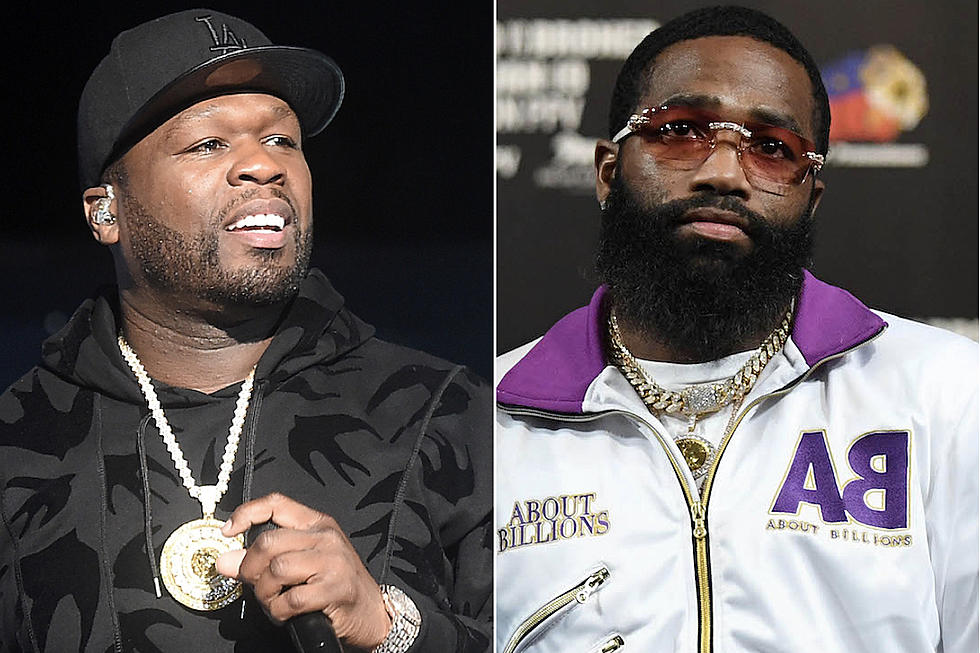 """50 Cent to Adrien Broner: """"Have Something for Me by Monday"""