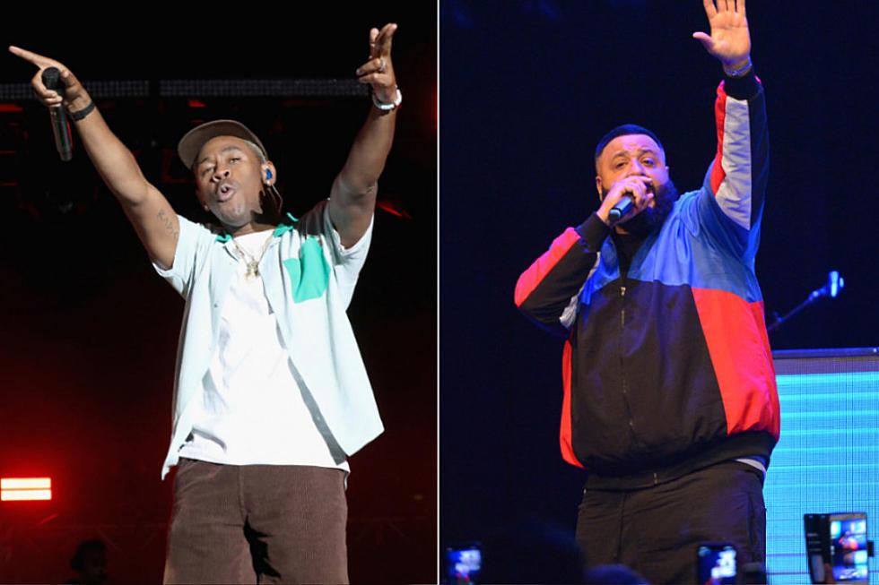 Tyler, The Creator Keeps Indirectly Shading DJ Khaled - XXL