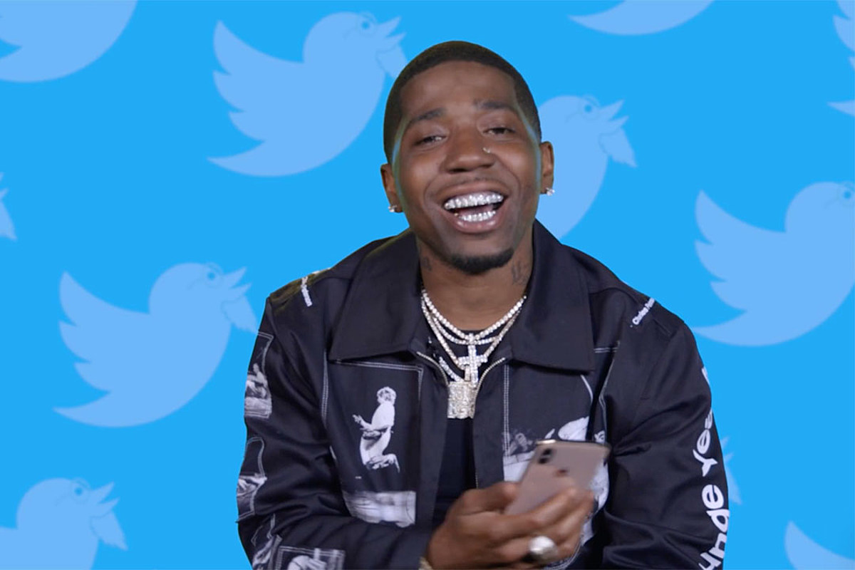 YFN Lucci Recalls Getting a Lil Wayne Verse, Dissing ...Gangster Elmo Vs Lil Wayne