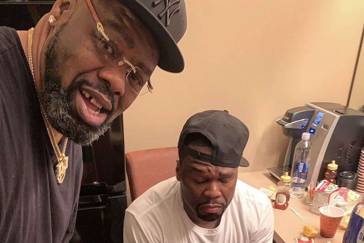 117d6fc05 50 Cent Says Biz Markie Paid Him Back in Old Food Stamps - XXL