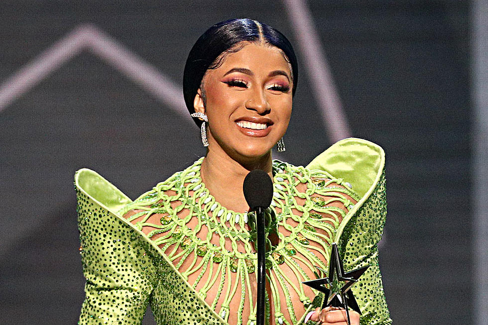 Cardi B Wins Album of the Year at 2019 BET Awards - XXL