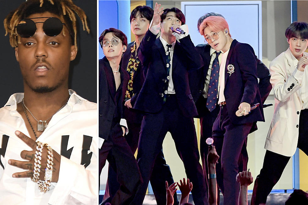 Juice Wrld Is on BTS' New Song: Listen - XXL