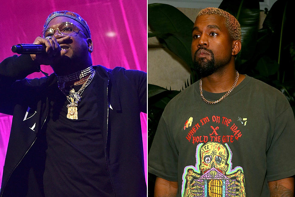 CyHi The Prynce Says He's Working on New Albums With Kanye
