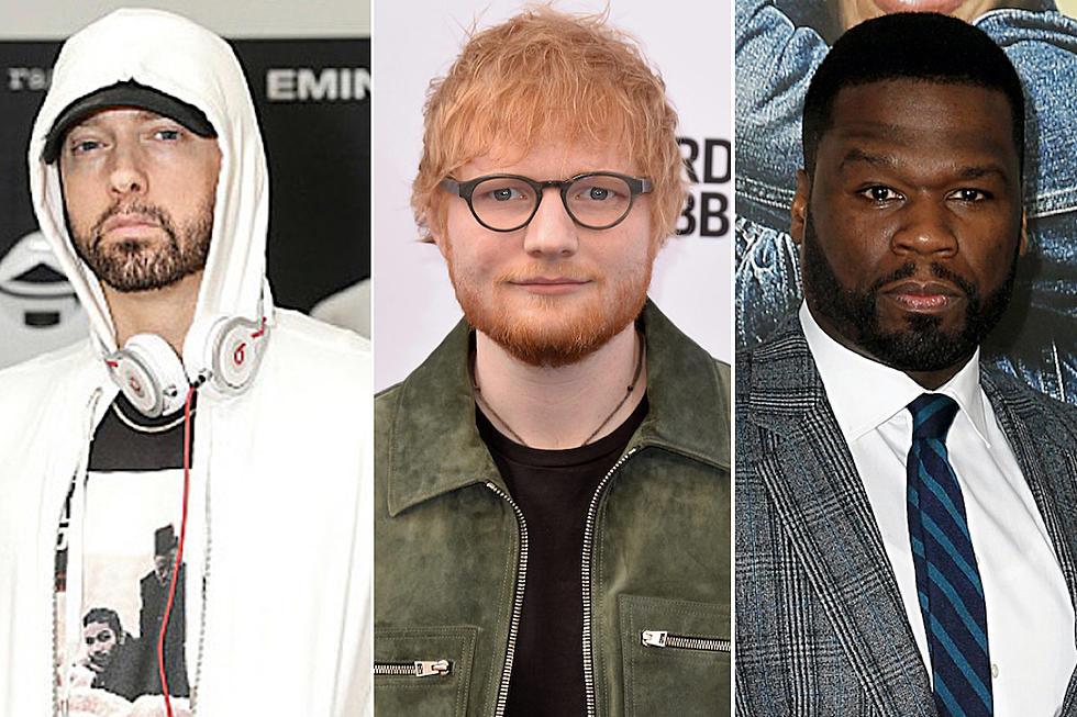 Eminem and 50 Cent Reunite on New Ed Sheeran Song: Listen - XXL