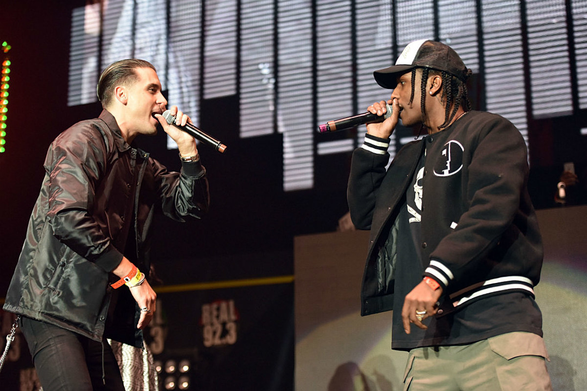 G-Eazy Says Sweden Treated Him Better Than ASAP Rocky - XXL