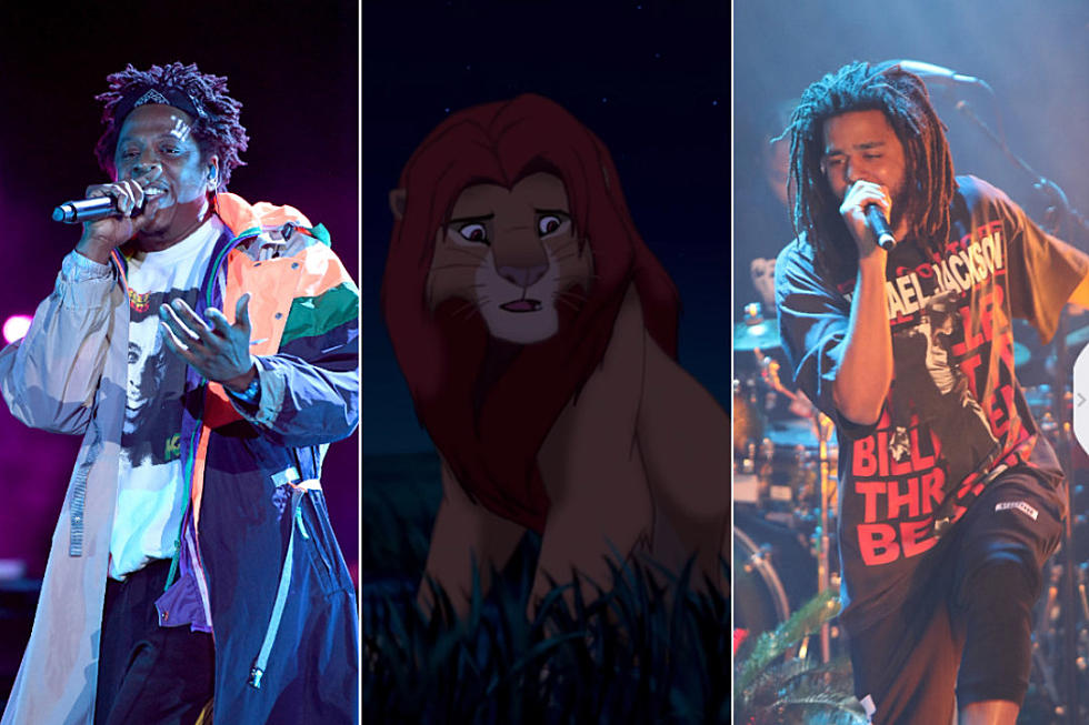 20 Hip-Hop Lyrics That Reference 'The Lion King' - XXL