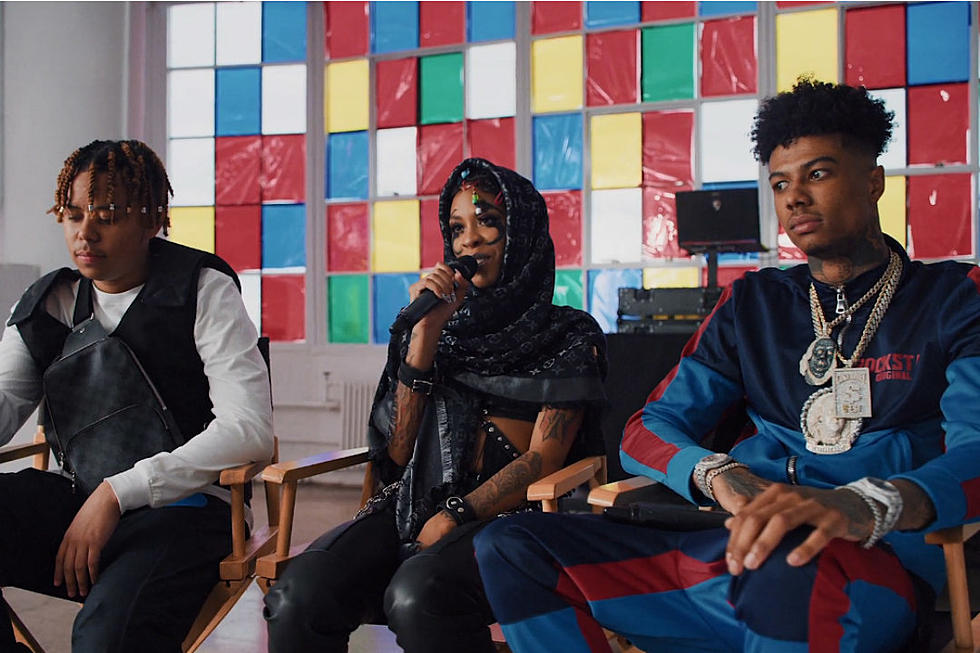 blueface ybn cordae and rico nasty s 2019 xxl freshman roundtable interview