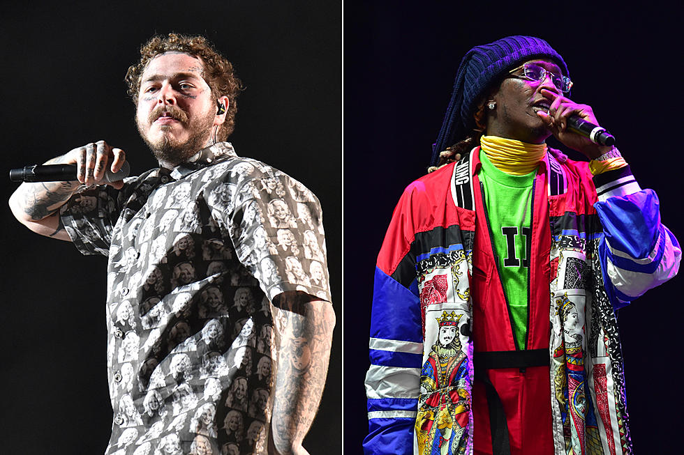Post Malone Releasing Song With Young Thug This Week Xxl
