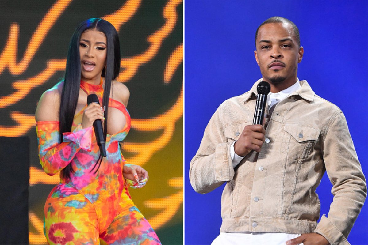Cardi B T I And More React To Mass Shootings In Texas