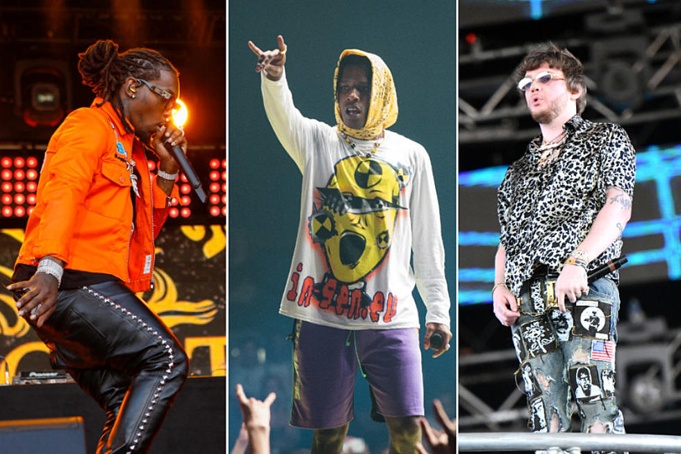 Hear New ASAP Rocky and Offset Song Produced by Murda Beatz