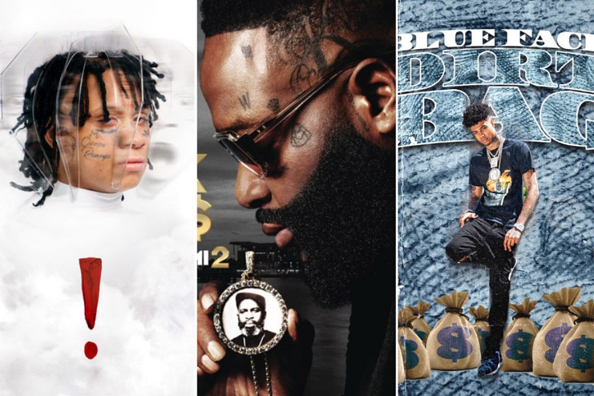 Rick Ross, Blueface, Trippie Redd & More: New Projects This Week - XXL