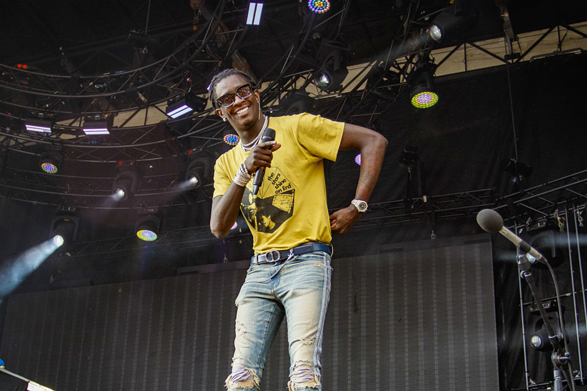 Young Thug Says Hes Not Gay - Xxl-6763
