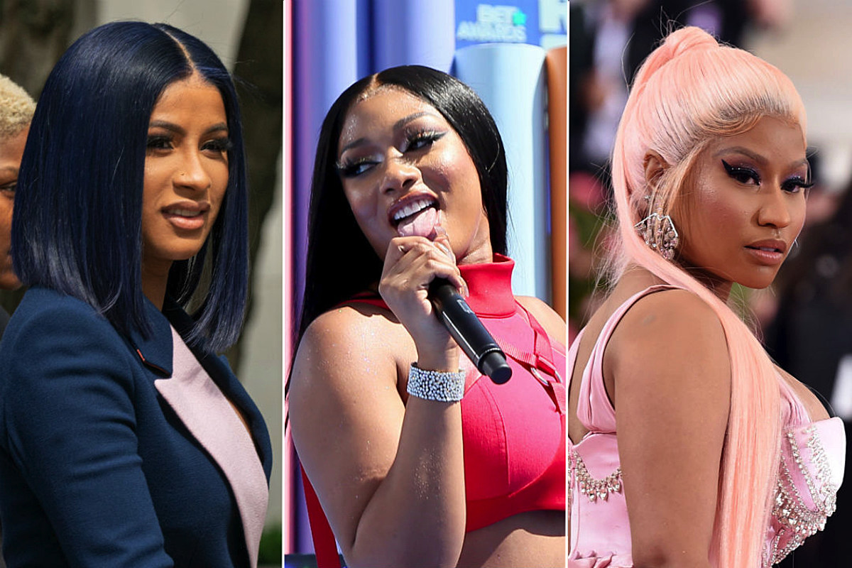 Megan Thee Stallion Says She Wants To Collab With Cardi B Xxl