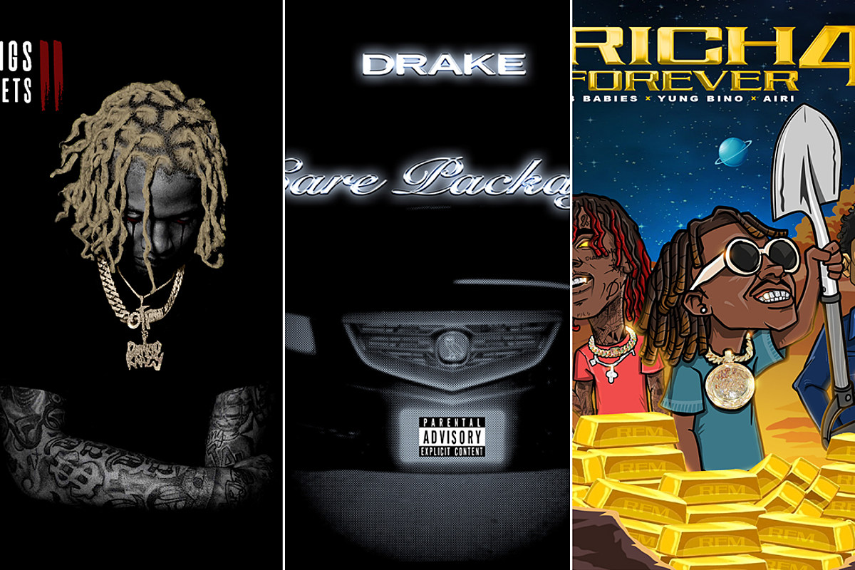 outlet store daf6c e4433 Drake, Lil Durk, Rich The Kid and More: New Projects This ...
