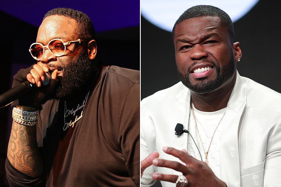 Rick Ross Sees No Value in Collabing With 50 Cent - XXL