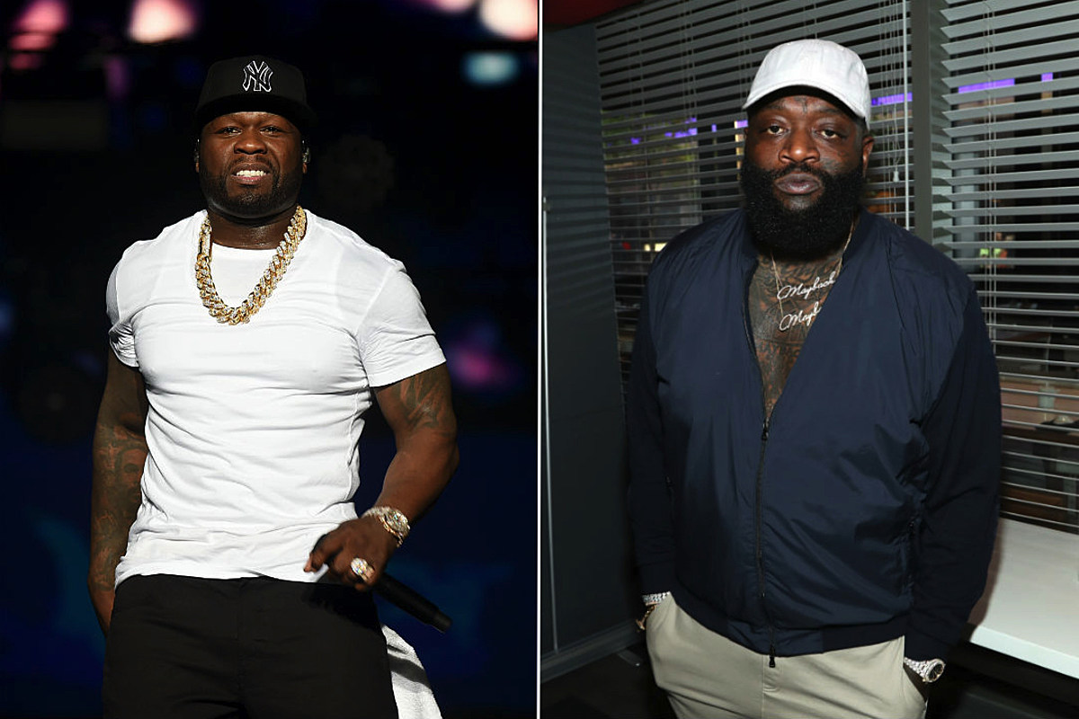 50 Cent Says There's Nothing He Respects About Rick Ross' Career