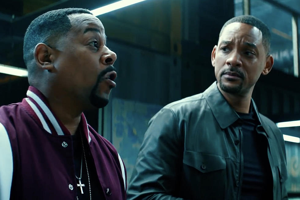 Bad Boys for Life Trailer Reunites Will Smith and Martin