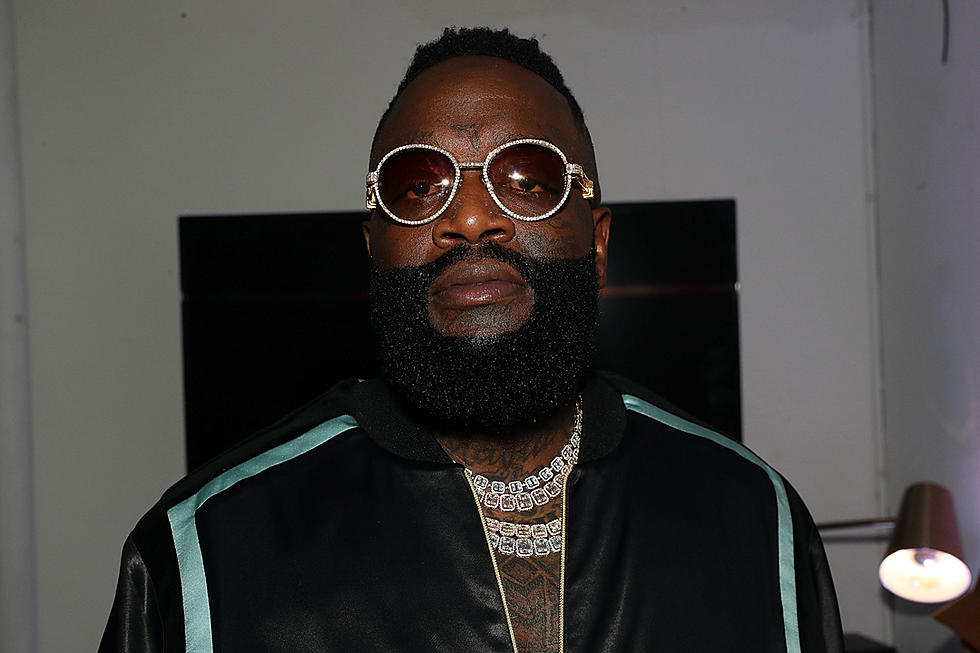 Rick Ross Admits Seizure Once Caused Him to Defecate On