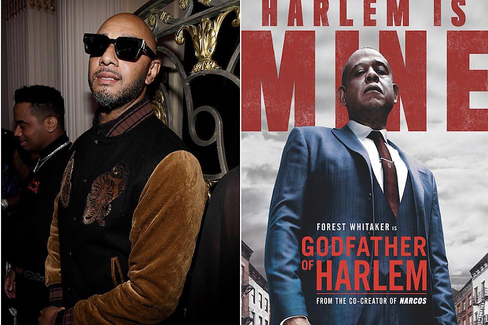 Swizz Beatz Brings Global Sound to EPIX Show Godfather of Harlem - XXL