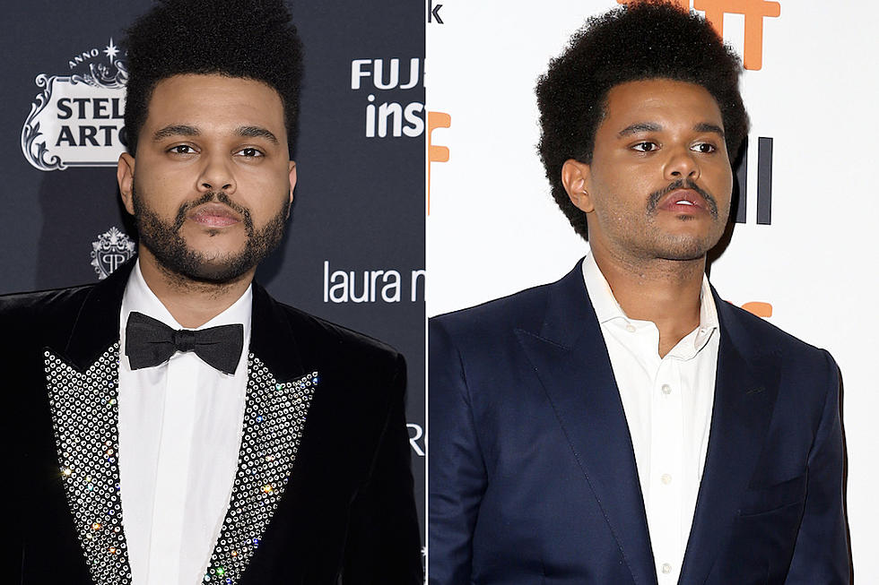 Fans Are Confused by The Weeknd's New Look - XXL