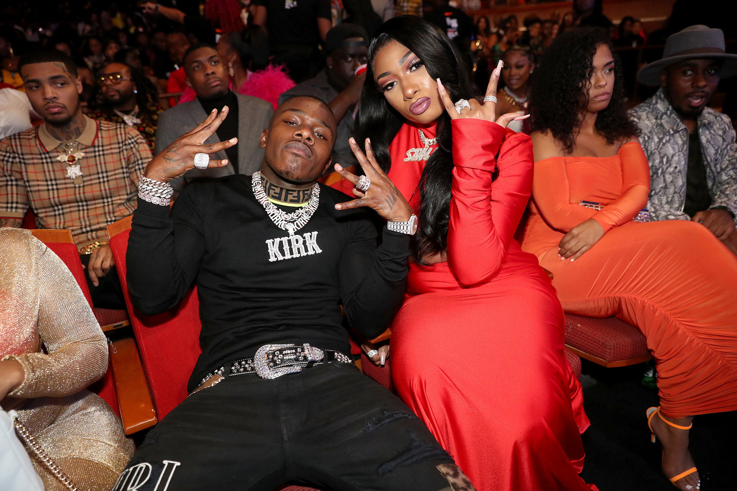 dababy says he would record an album with megan thee stallion xxl album with megan thee stallion