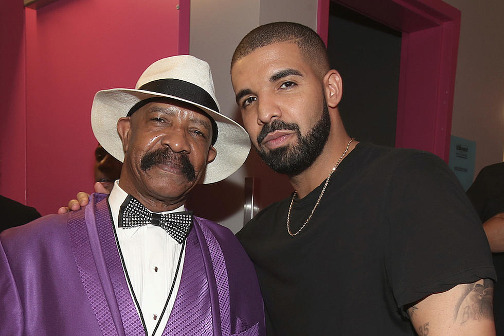 Image result for drake father