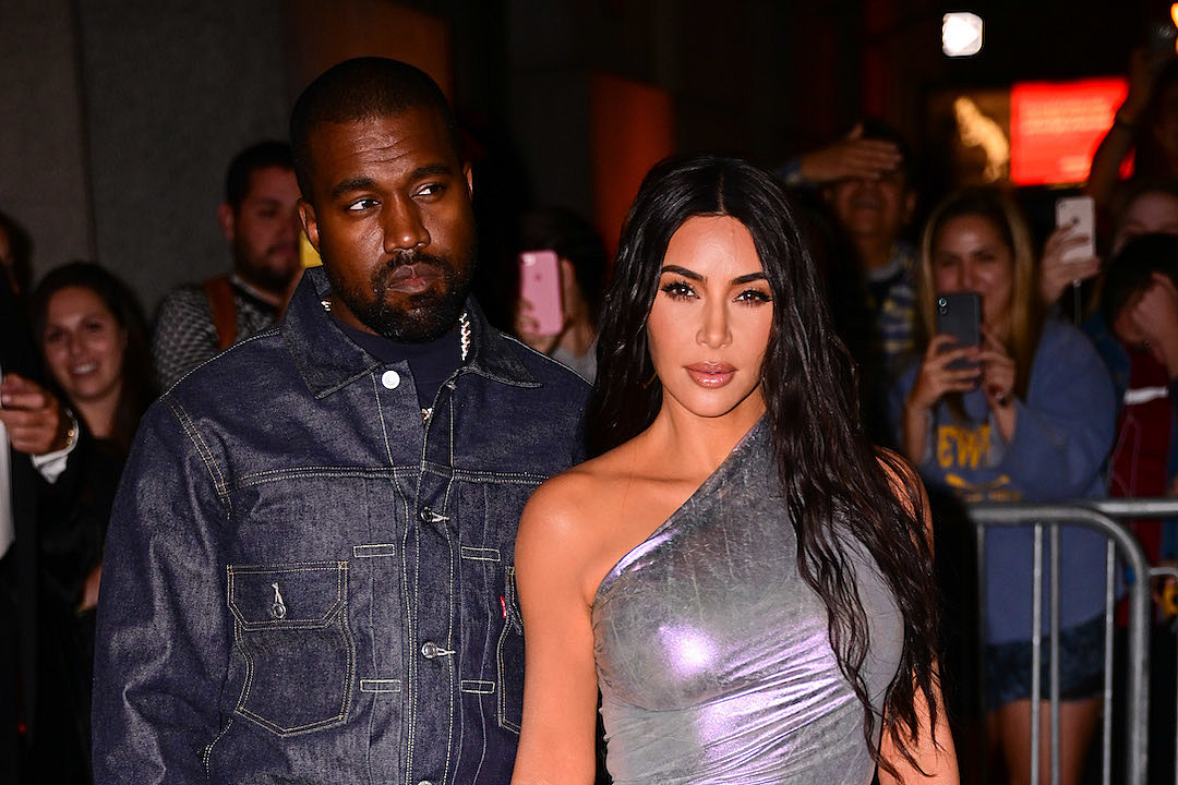 Kanye West and Kim K Take Family Trip to Save Their Marriage
