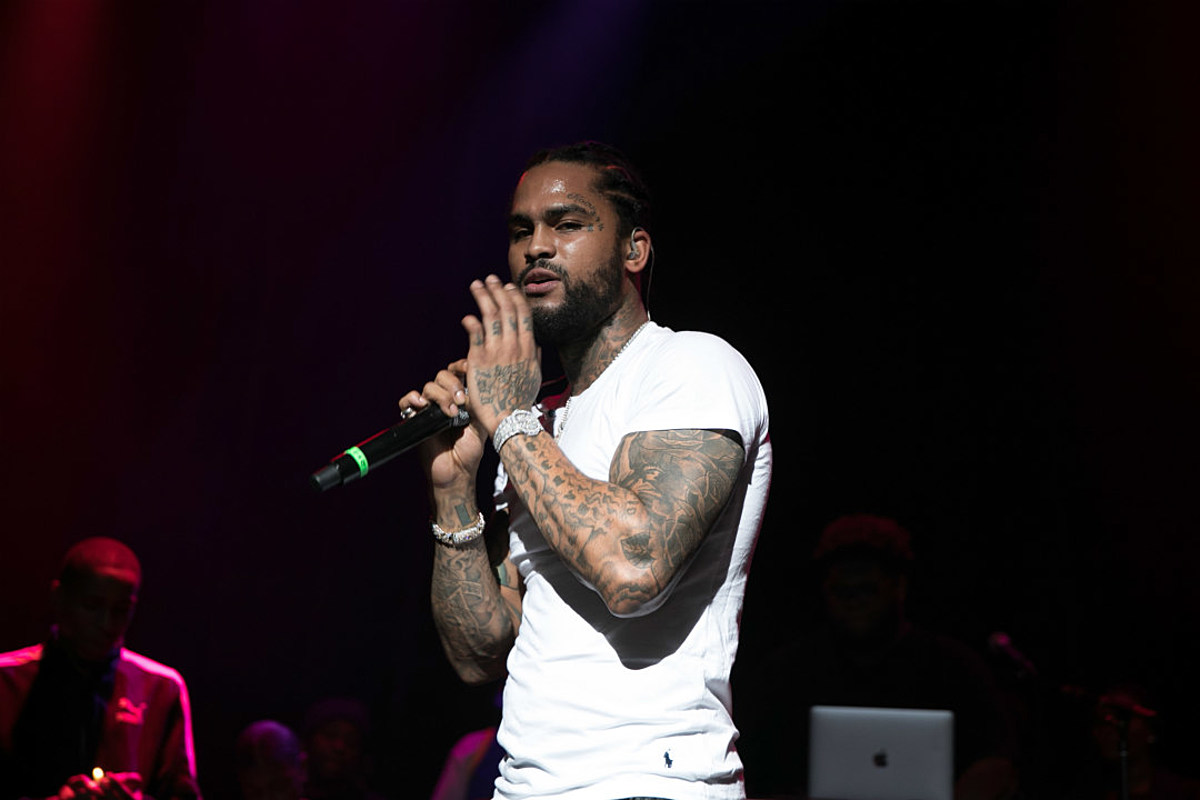 Report: Dave East Claims His Concert Last Night Was Canceled Due to Death Threats