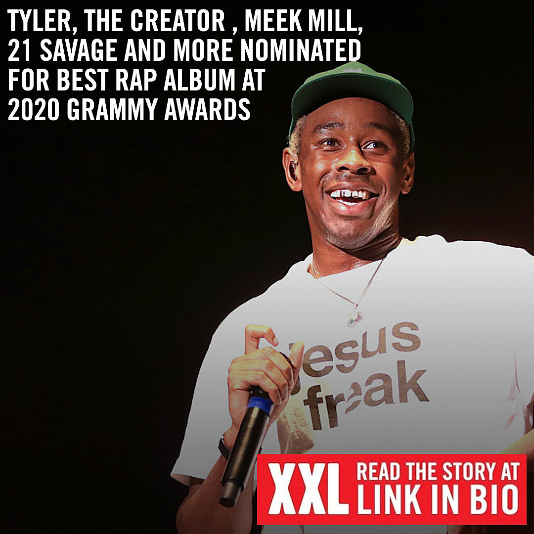 Best Rap Albums Of 2020.Tyler The Creator More Nominated For Best Rap Album At