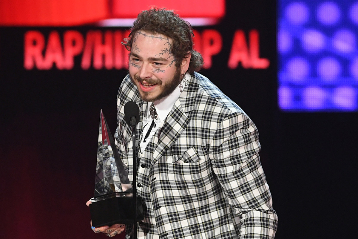 Image result for ama 2019 post malone
