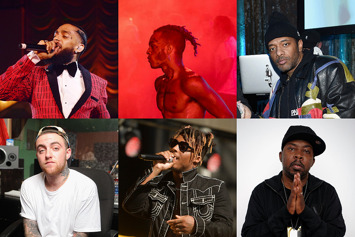 Remembering the Rappers We Lost in the 2010s
