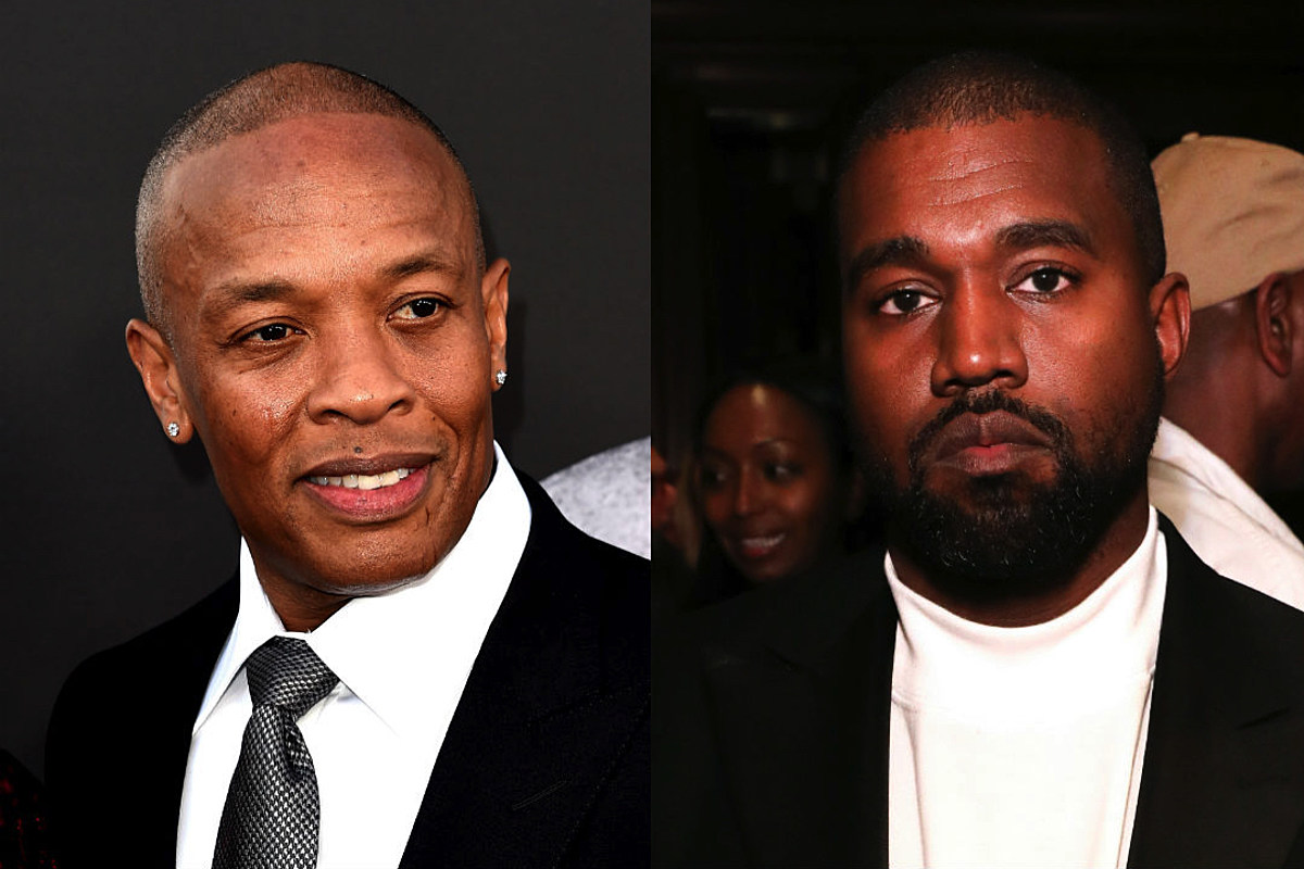 Is Dr. Dre Or Kanye West The Better Producer?